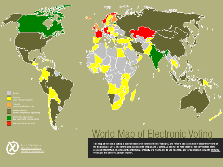 World map e voting gmbh the gumiabroncs Gallery